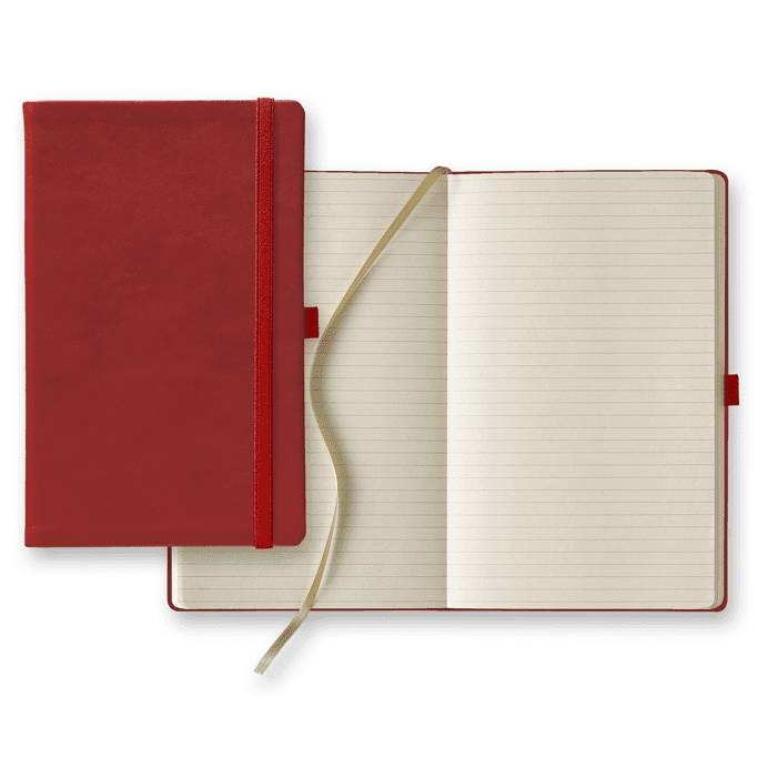 Calf Leather Medium Ivory Journal