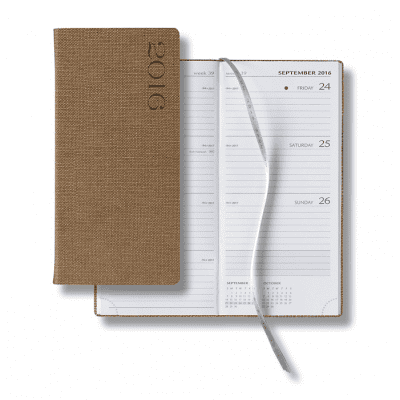 Nature Pocket Upright Weekly Planner