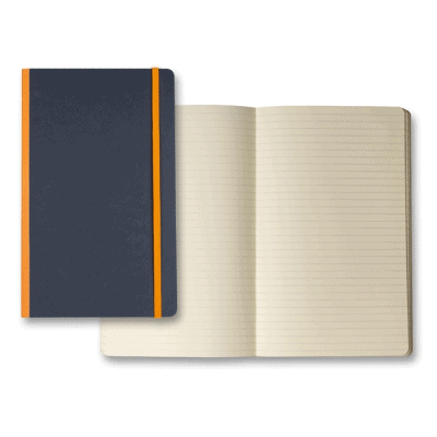 Perfect Bound Medium Ivory Journal