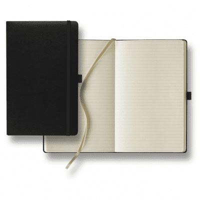 Sherwood Medium Ivory Journal