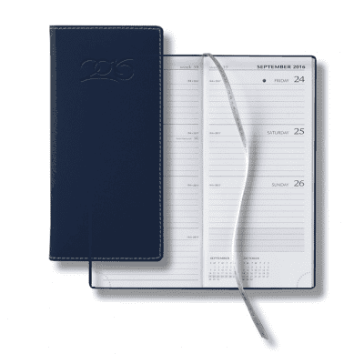 Sherwood Pocket Upright Weekly Planner
