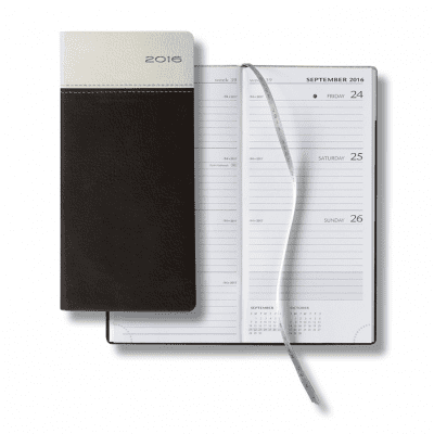 Toscana Pocket Upright Weekly Planner