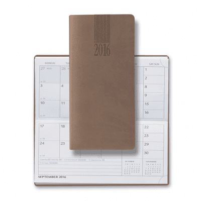 Tucson Pocket Horizontal Monthly Planner