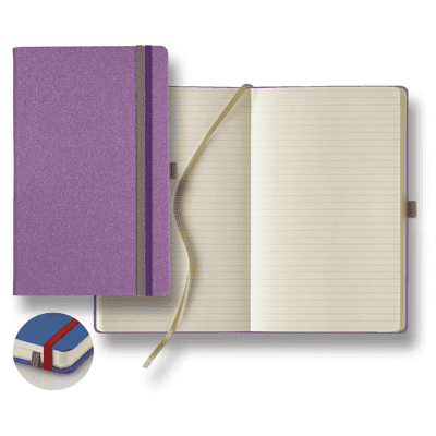 Bi-Band Medium Ivory Journal
