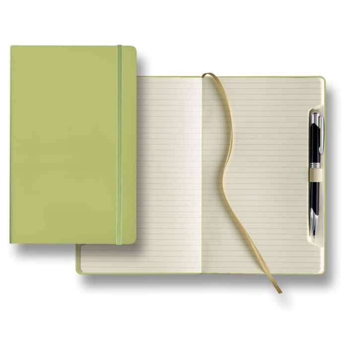 Matra Ivory Scribe Journal w/Pen