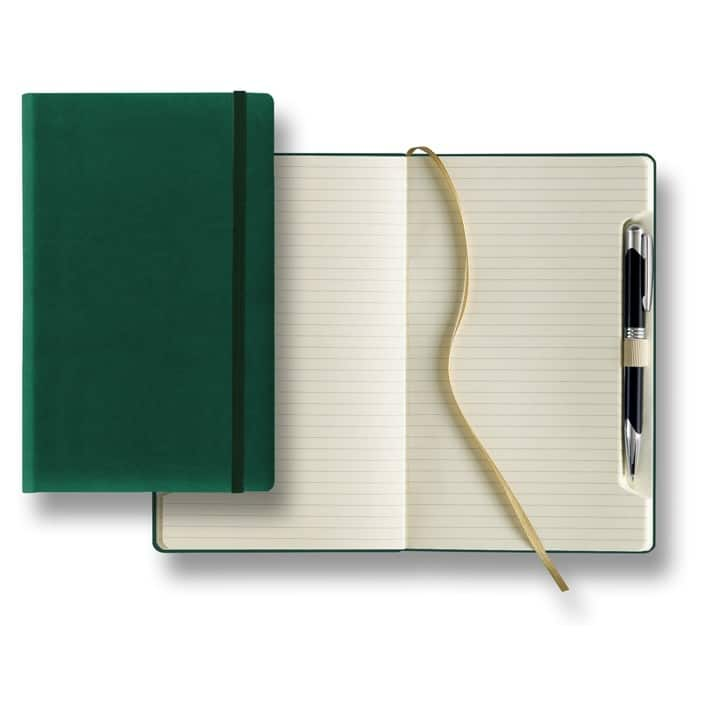 Tucson Ivory Scribe Journal w/ Pen