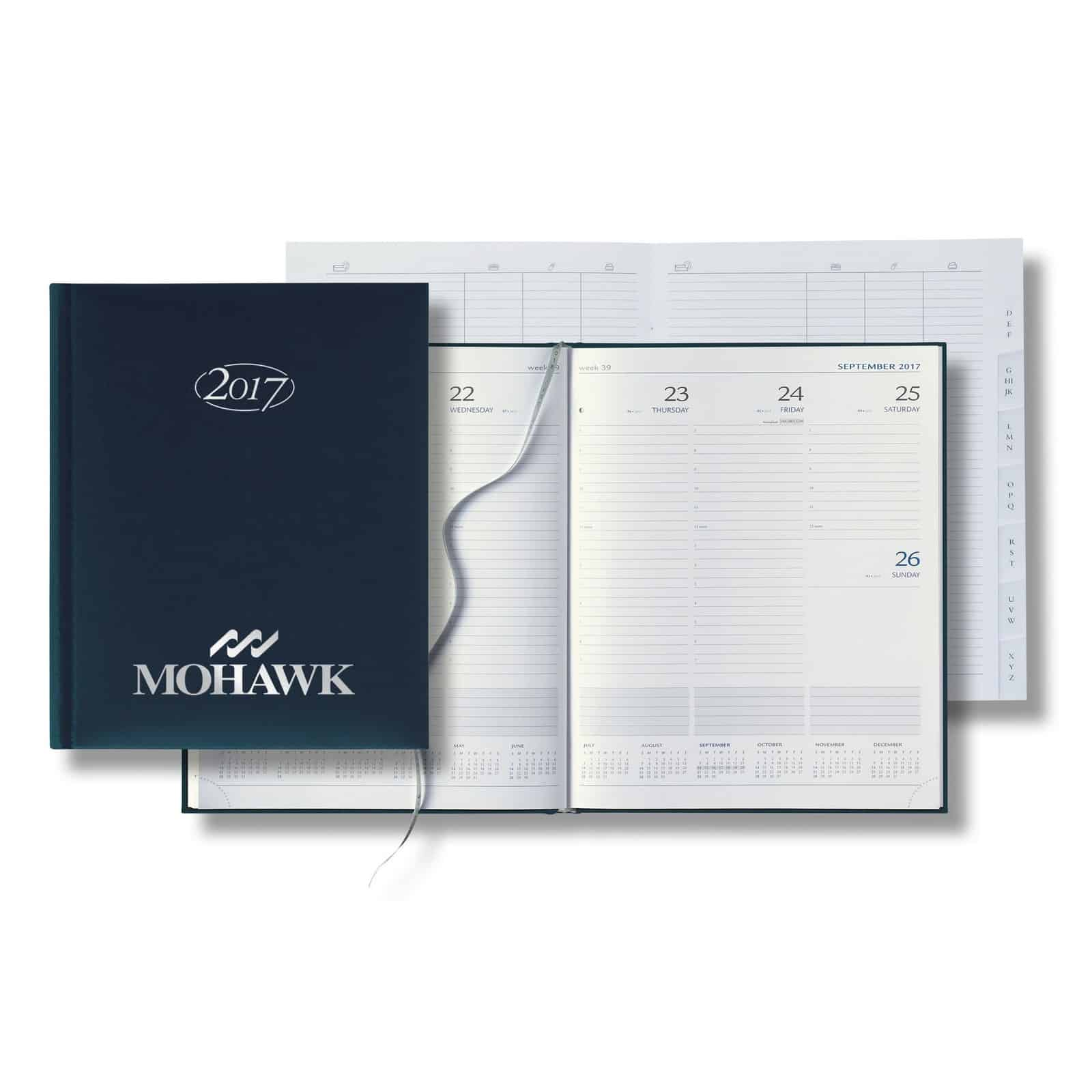 2018 Matra Large Weekly Desk Planner