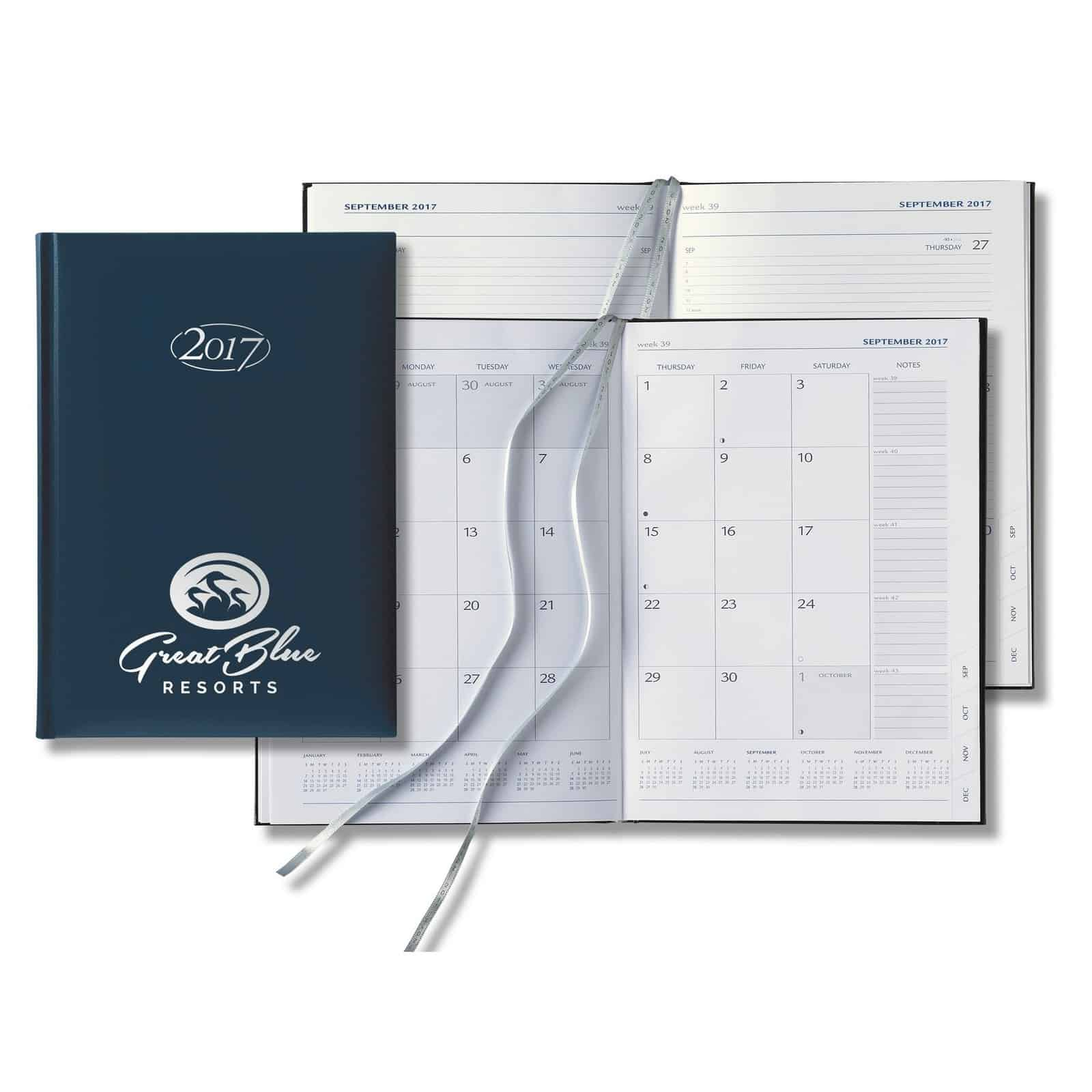 2018 Matra Weekly/Monthly Tabbed Planner