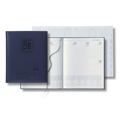 2018 Panama Large Weekly Desk Planner