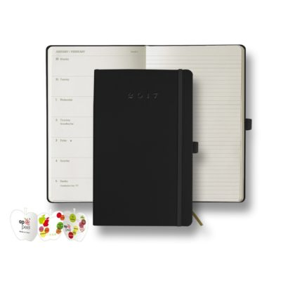 2018 Appeel® Medio Notes/Weekly Planner