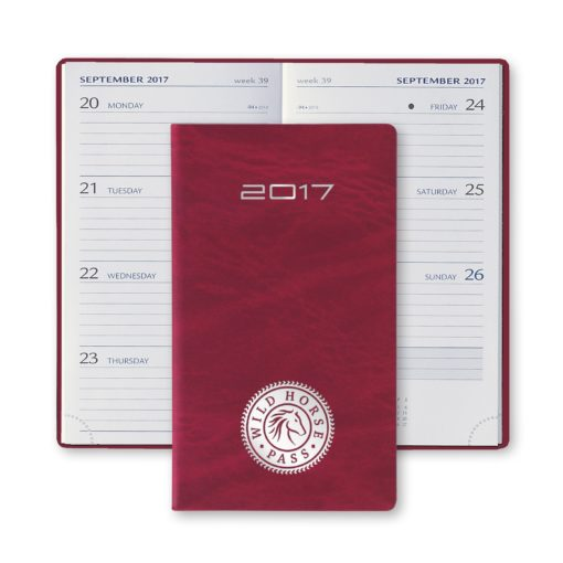 2018 Sydney Weekly Pocket Planner