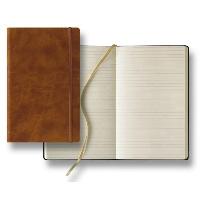Castelli Cuir Medium Ivory Journal