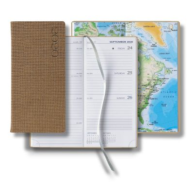Castelli 2020 Nature Pocket Upright Weekly Planner