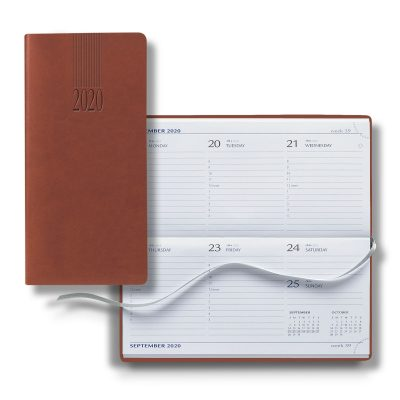 Castelli 2020 Tucson Pocket Horizontal Weekly Planner