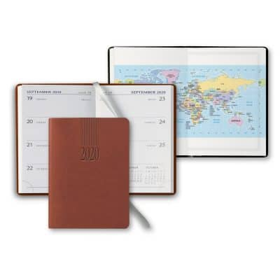 Castelli 2020 Tucson Small Pocket Upright Weekly Planner