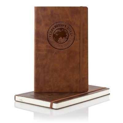 Castelli Cuir Ivory Medium Journal